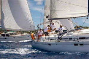 Mile Building Sailing Charters Caribbean