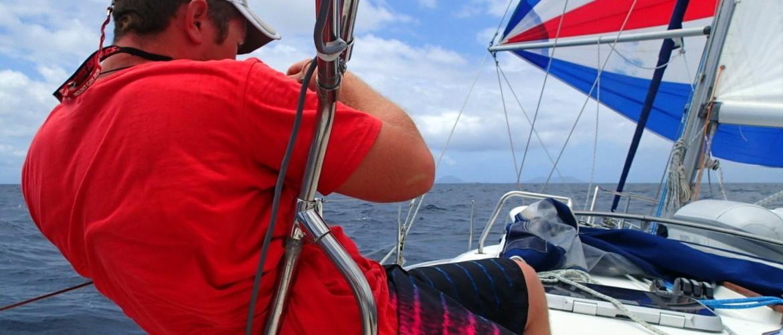RYA Yachtmaster Caribbean