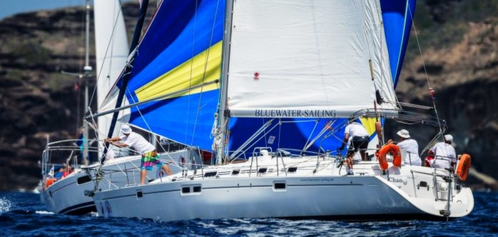 Grenada Bluewater Sailing Racing at Antigua Sailing Week Regatta