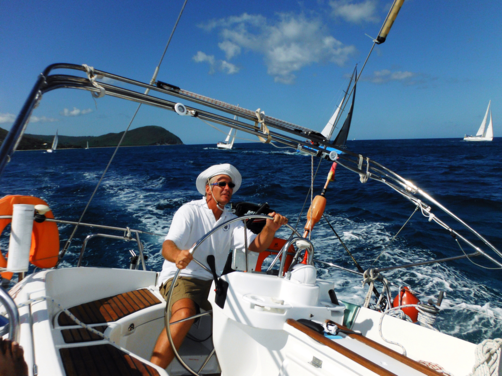 Sailboats In The Caribbean: Caribbean Crewed Yacht Charters