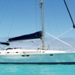 Chao Lay in the Tobago Cays