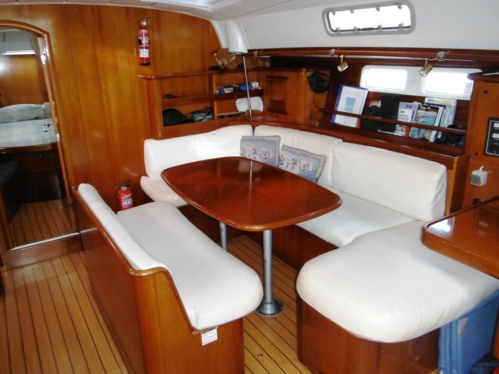 Chao Lay Sailing Yacht Grenada Bluewater Sailing