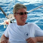 RYA Instructor Alex Johnstone