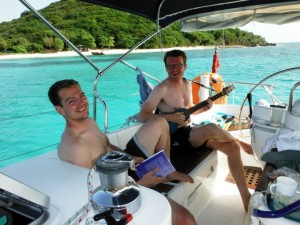 Sailing Holidays in the Grenadines