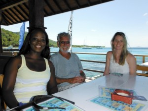 RYA Essential Navigation and Seamanship Grenada