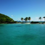 Saltwhistle Bay Mayreau Caribbean
