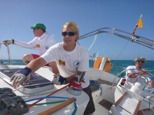 Grenada Sailing Week 2014 | Racing on Chao Lay | Grenada Bluewater Sailing
