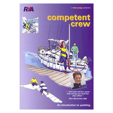 RYA Competent Crew Manual | RYA Training Manuals