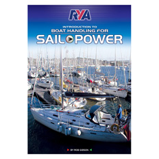 RYA Introduction to  Boat Handling | RYA Training Manuals