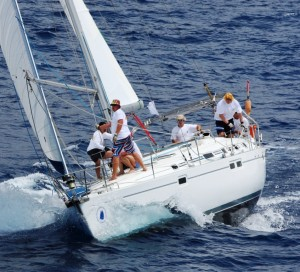 Antigua Sailing Week - Chao Lay racing in the Caribbean regatta