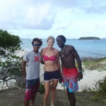 Students in Grenada and the Grenadines