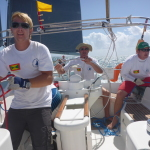 Challenge yourself by racing in Caribbean sailing regattas.
