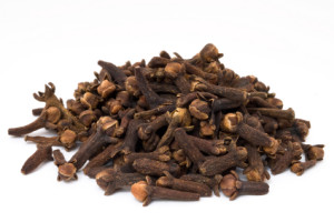 Cloves from the spice island of Grenada.