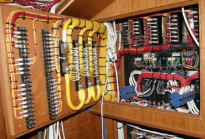 Boat Maintenance Tips for Electrical wiring.