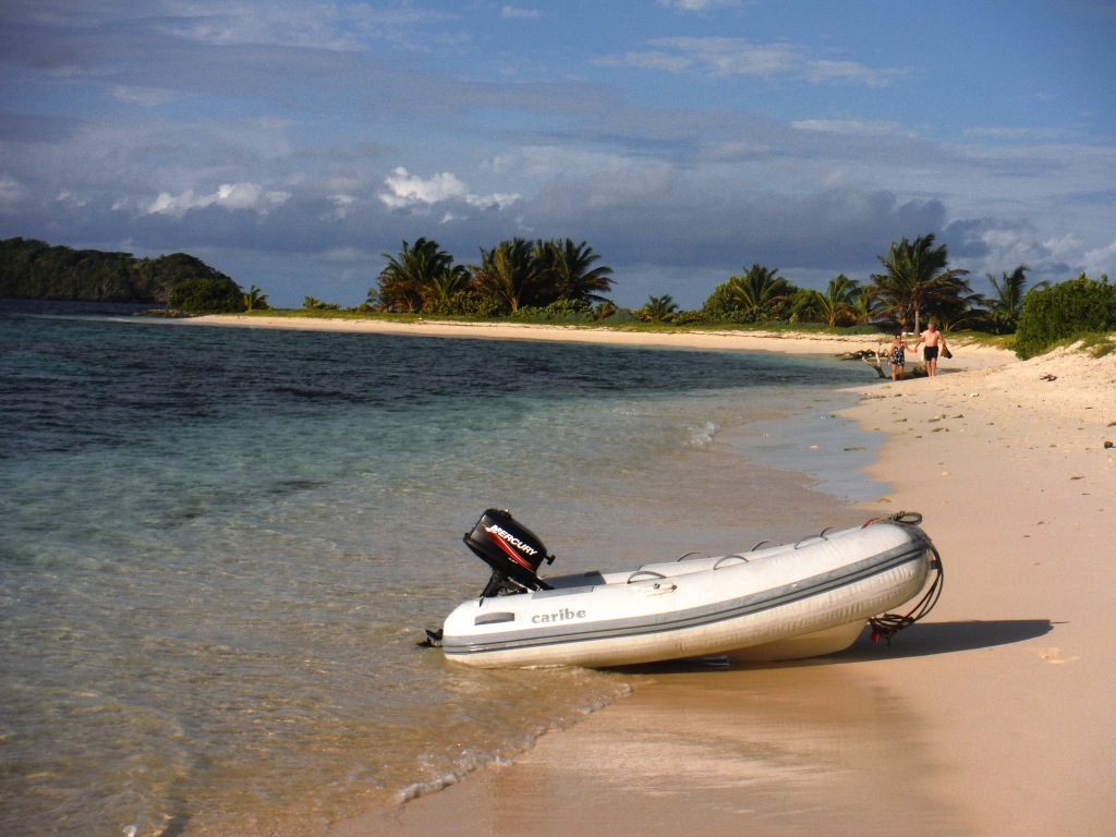 Tips For Buying An Outboard Engine - Grenada Bluewater Sailing