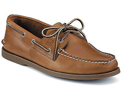 Deck shoes are a great addition to your yachting clothing wardrobe.