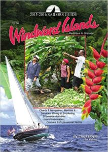 When sailing in Grenada and SVG use the Sailors Guide to the Windward Islands