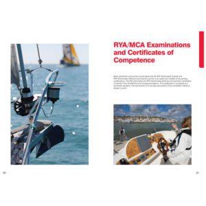 RYA Yachtmaster Scheme Syllabus & Sailing Logbook