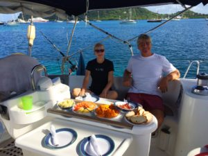 Learn to Sail in the Grenadines