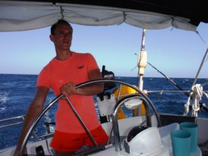 Sailing Charter on our Sail & stay vacation in Grenada
