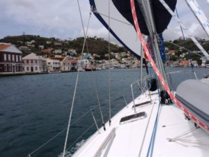 Escape Route Passage Planning in Grenada
