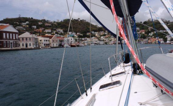 Escape Route Passage Planning in Grenada