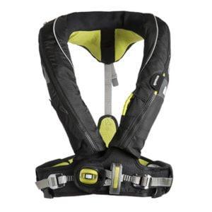 West Marine Spinlock Deckvest 5D safety harnesses.
