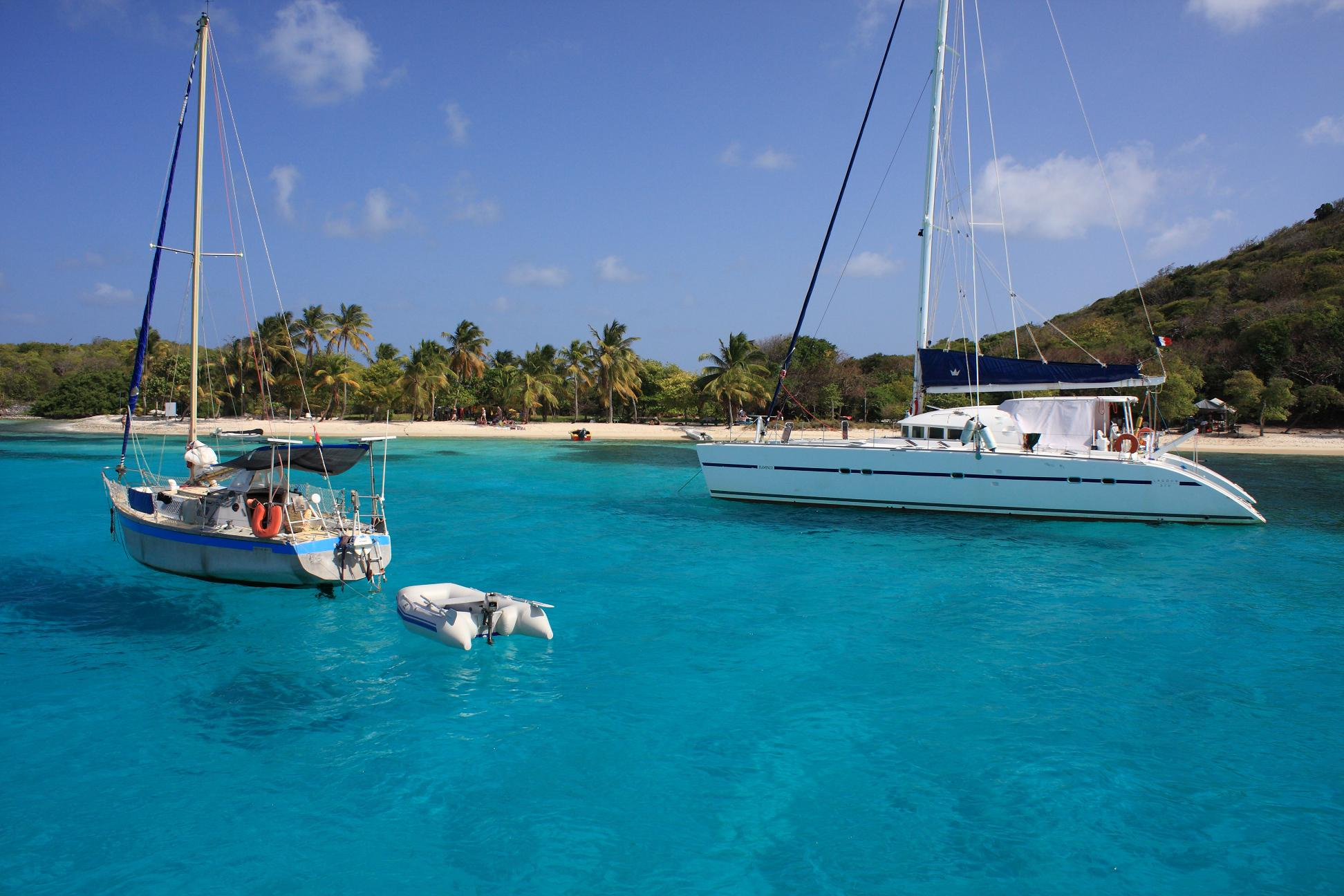 Explore The Beauty Of Caribbean: Caribbean Crewed Yacht Charters