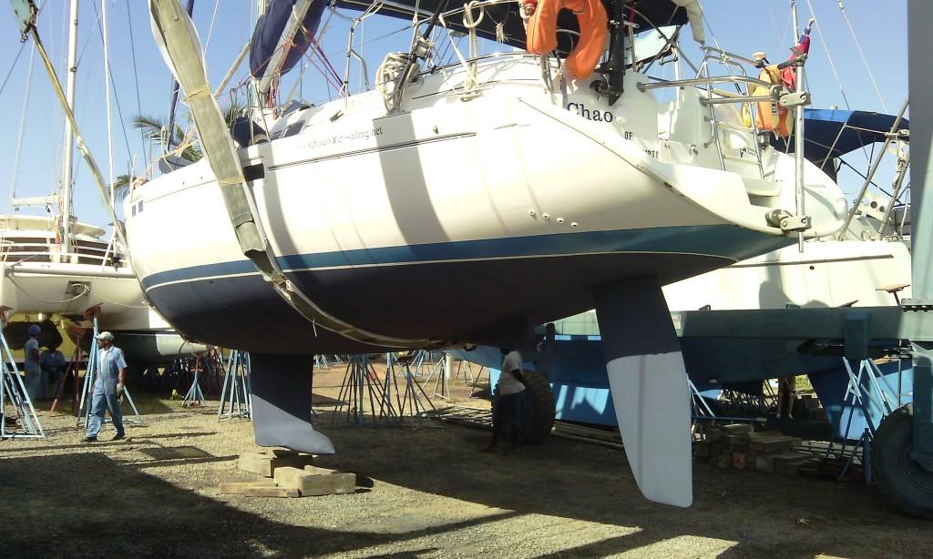 Antifouling Your Boat Bottom Painting Tips Grenada